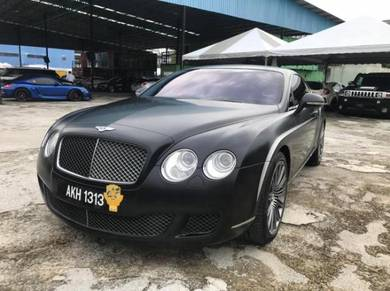 Used Bentley Continental GT Speed for sale