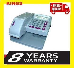 Heavyduty Electronic multi currency cheque writer