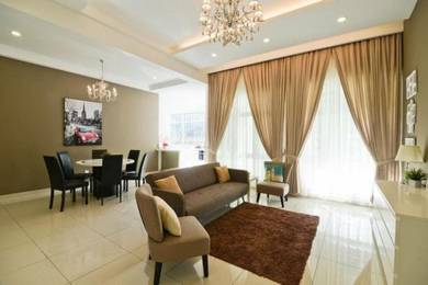 Light Collection 3 FURNISHED Near FTZ Bridge Egate Queensbay Jelutong
