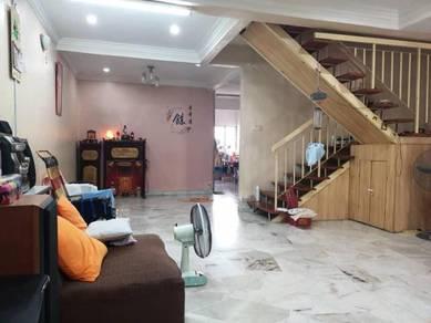 FULL LOAN For Taman Sentosa Klang Renovated Unit Near Bandar Puteri