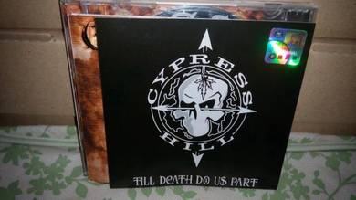 CD Cypress Hill - Till Death Do Us Part