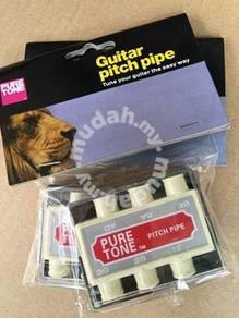 Guitar Pitch Pipe Pure Tone