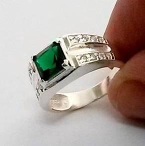Silver/perak 925 ring for man
