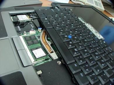 Bekal dan Tukar Keyboard Laptop Siap Segera