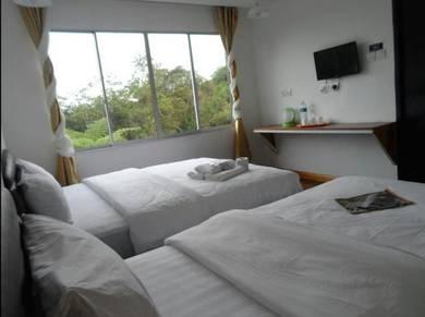 Affordable stay in Kundasang