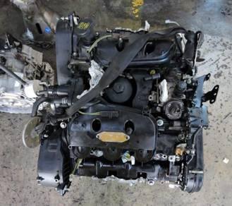Jaguar Range Rover 3.0 Diesel Turbo Engine Kosong