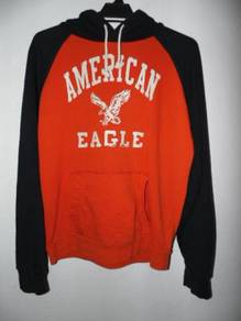 Sweater AMERICAN EAGLE size L with hoodie