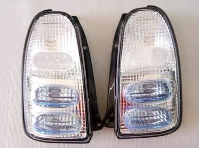Lampu Belakang ALBINO Perodua KELISA - BARU
