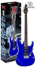 SX EG4K eg4k Electric Guitar Set W Amplifier