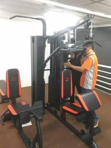 5 Station Multipurpose Gym Equpment NEW