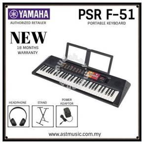Yamaha Basic Keyboard F51