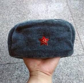 Winter cotton cap