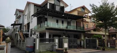 Gated & Guarded TAMAN PULAI BAYU FULLY RENOVATED Near UTM SKUDAI