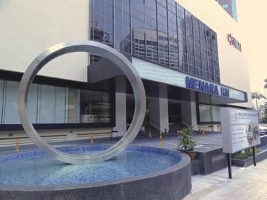 Menara KH Office Lot KLCC Pavilion Doorstep Monorail Raja Chulan