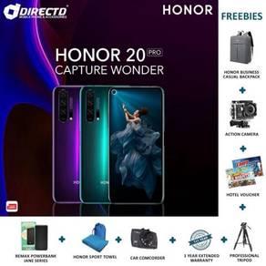 HONOR 20 PRO (8GB RAM/256GB)ORI + 8 FREE GIFT😱