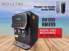 Water Filter Penapis Air Bio ULTRA cooler BEST Z1Z