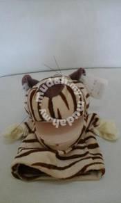 Tiger hand puppet