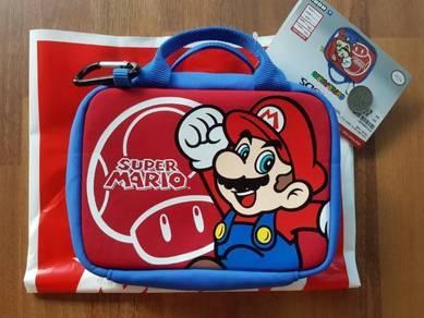 Nintendo 3DS XL Mario Multi Travel Case HORI