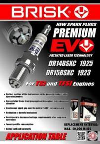 BRISK PREMIUM EVO spark plug VW AUDI