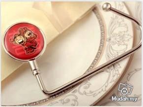 Wedding Gifts - Oriental Bag Hanger