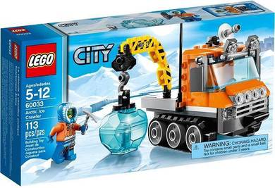 LEGO 60033 Arctic Ice Crawler