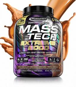 Muscletech MassTech xtreme 2000 (7lbs) weight prot