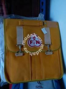 F&N Vintage Bag NOS / NEW cola nike adidas levis