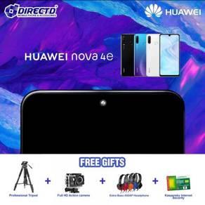 Huawei Nova 4E (6GB RAM | 128GB ROM)MYSet + GIFT