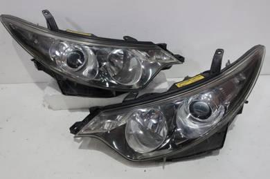 JDM Toyota Estima ACR50 Head Lights Lamp Lampu HID