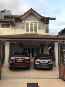 Cheras , 2 Storey Terrace Semi Detached , Damai Perdana