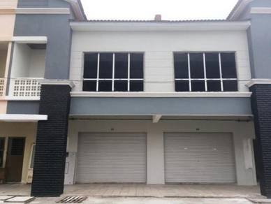 [2 LINK UNIT] Double Storey Terrace Shop Sg Kapar Indah Klang