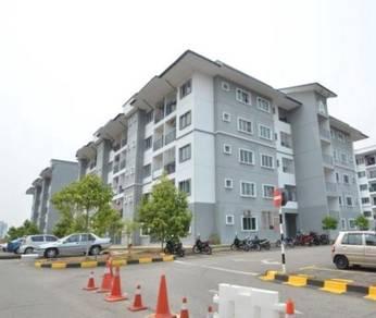 Green Villa Apartment Kajang 895sqft Good Condition 100% Full Loan