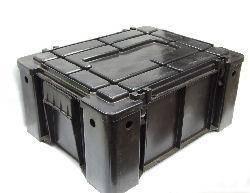 Hannibal Wolf Expedition Storage Box Black