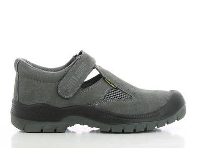 Shoes Safety Jogger BestSun Grey ST PU Low
