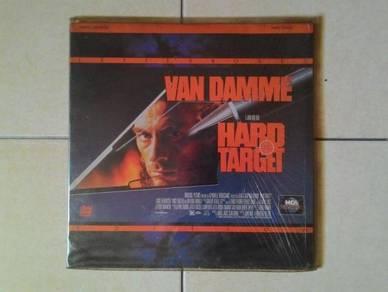 Dy Laser Disc : John Woo's Hard Target LD Movie