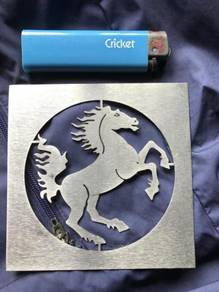 Stainless Steel Horse Plate