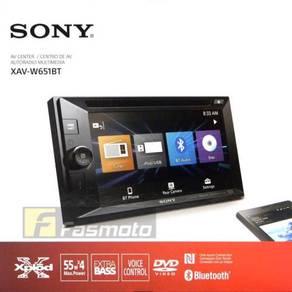 Sony XAV-W651BT 6.2