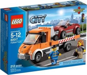 LEGO 60017 Flatbed Truck