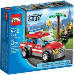 LEGO 60001 Fire Chief Car