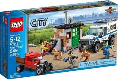 LEGO 60048 Police Dog Unit