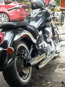 Kawasaki v900 untuk dijual