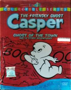 DVD ANIME Casper Ghost Of The Town