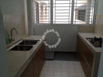 Cheras , Mandarina Court , Tmn Connaught , MRT Station , 3 Rooms