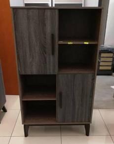 NEW Wooden Dsplay Cabinet Book Shelf * M95 DE