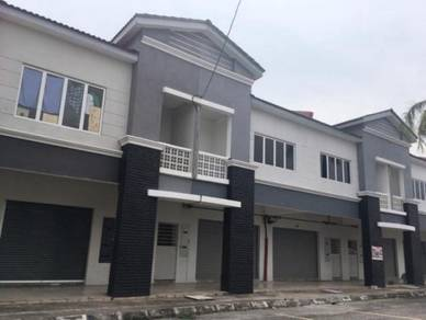 [FREEHOLD] Sungai Kapar Indah Klang Double Storey Terrace Shop Lot