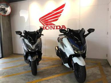 Honda Forza NSS300 ( Free Apply & Ready Stock )