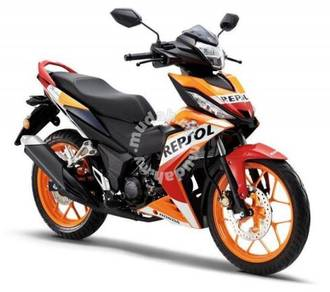 Honda rs150 repsol v2 - depo 5% offer