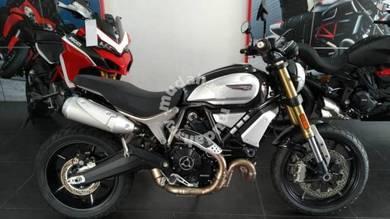 Ducati scrambler 1100 icon