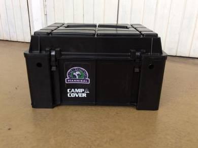 Hannibal Expedition Ammo Wolf Box Hi Lid