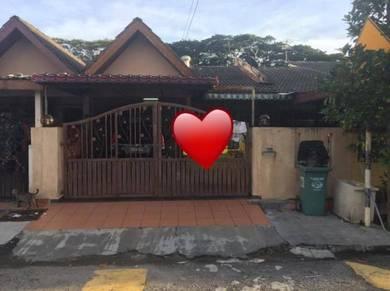 FACING NORTH | Terrace House Taman Setapak Indah, Kuala Lumpur